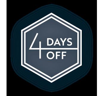 4 Days Off